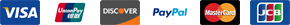 Logo des moyens de paiements